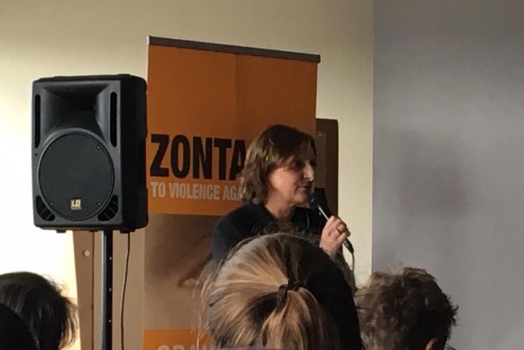 © Zonta Club Potsdam  I  Bildungsministeriun Britta Ernst