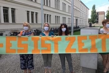 Zonta Club Potsdam unterstützt Parité-Gesetz in Brandenburg